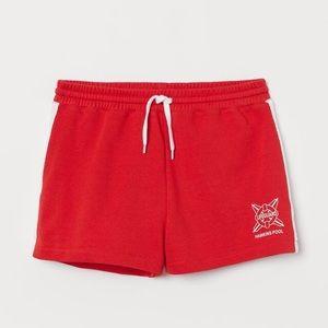 NWT ❤️ Stranger Things Lifeguard sweat shorts